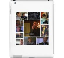 House M.D. Quotes iPad Case/Skin