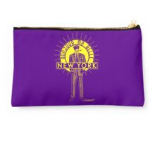 Bonjour ma belle New York by Francisco Evans ™ Studio Pouch