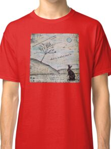 Watership Down Encaustic Classic T-Shirt