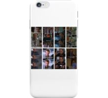 House Quotes Cont. iPhone Case/Skin