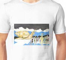 The Earth Goddess VS the Demolition Gods Unisex T-Shirt