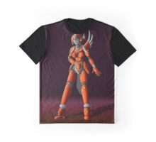 Amber Armour Graphic T-Shirt