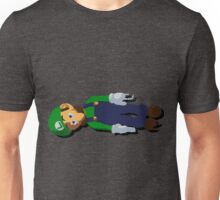 Luigi - Super Smash Brothers Unisex T-Shirt