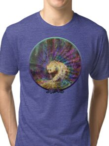 Spirit Bear Tri-blend T-Shirt