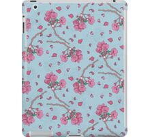 Falling Blossoms iPad Case/Skin