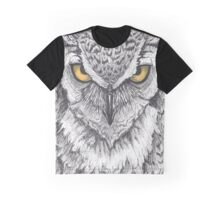 The Owl Brothers Grimm Fairy Tales Graphic T-Shirt