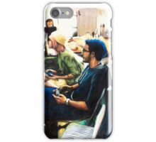 Mark and Holly iPhone Case/Skin