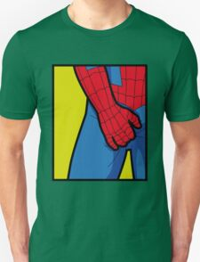 Itchy Spiderman T-Shirt