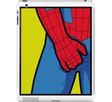 Itchy Spiderman iPad Case/Skin