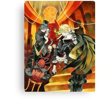 Pandora Hearts Canvas Print