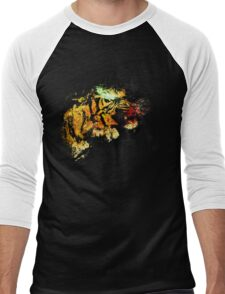 Panthera Tigris Men's Baseball ¾ T-Shirt