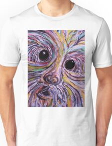 Curious Schnauzer Unisex T-Shirt