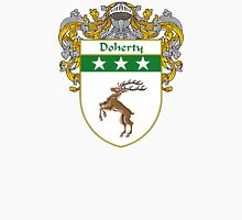 Doherty Coat of Arms/Family Crest Unisex T-Shirt