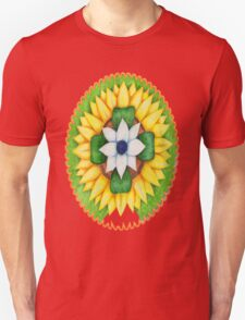 Lotus flower of life style  cute and fun.  Unisex T-Shirt