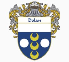 Dolan Coat of Arms/Family Crest Baby Tee