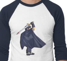 Marth - Super Smash Brothers Men's Baseball ¾ T-Shirt
