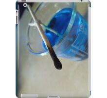 Copper Sulphate Corner iPad Case/Skin