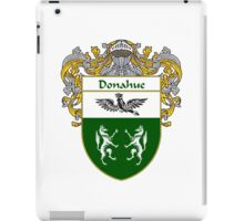 Donahue Coat of Arms/Family Crest iPad Case/Skin