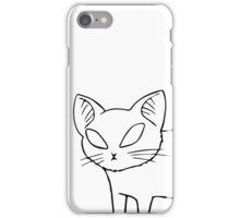 Cat Alien iPhone Case/Skin