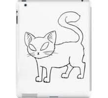 Cat Alien iPad Case/Skin