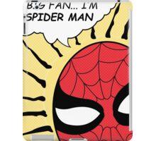 Spiderman Says Hi iPad Case/Skin