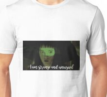 Strange and Unusual Unisex T-Shirt