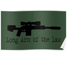 Long warm of the law! Poster