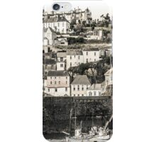 Harbour Houses - Cornwall iPhone Case/Skin