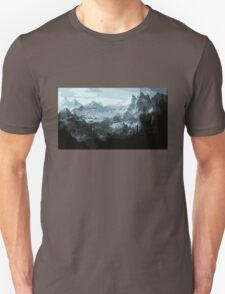 The Land of Skyrim T-Shirt
