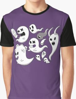Ghost Parade Graphic T-Shirt