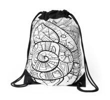 Into the Eye Drawstring Bag