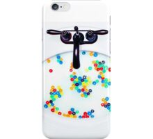 Cereal Sink iPhone Case/Skin