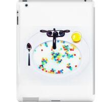 Cereal Sink iPad Case/Skin