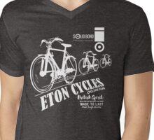 IN A JAM ETON CYCLES Mens V-Neck T-Shirt
