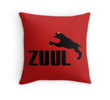 ZUUL Throw Pillow
