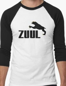 ZUUL Men's Baseball ¾ T-Shirt