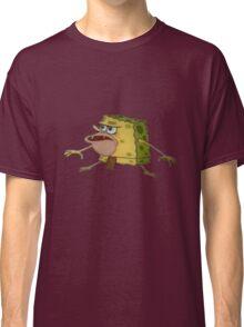 Caveman Spongebob Classic T-Shirt