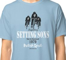SETTING SONS CYCLE CLUB Classic T-Shirt