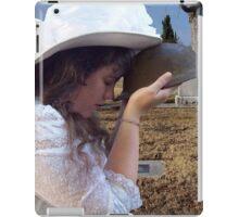 Gilded Memorial iPad Case/Skin