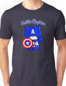 Captain meow  Unisex T-Shirt