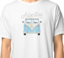 Adventure Awaits (blue) Classic T-Shirt