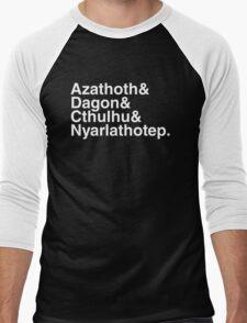 Azathoth &... Men's Baseball ¾ T-Shirt