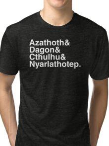 Azathoth &... Tri-blend T-Shirt
