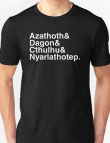 Azathoth &... Unisex T-Shirt