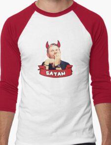 Supernatural - Lucifer! Men's Baseball ¾ T-Shirt
