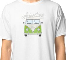 Adventure Awaits (green) Classic T-Shirt