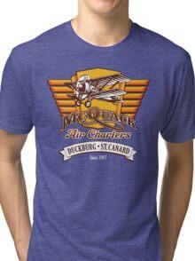McQuack Air Charters Tri-blend T-Shirt