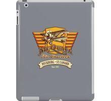 McQuack Air Charters iPad Case/Skin