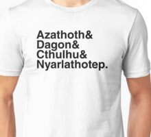 Azathoth&... (Alternate Black Version) T-Shirt