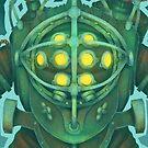 Bioshock: Big Daddy by Carrie Wilbraham